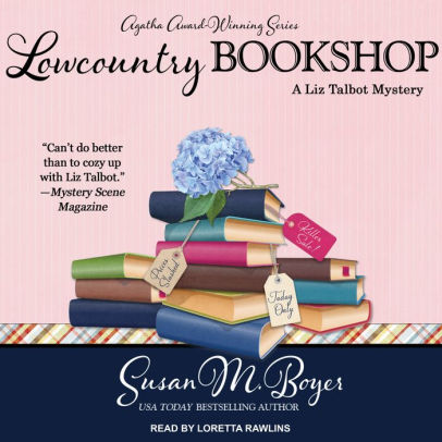 Image for LOWCOUNTRY BOOKSHOP (LIZ TALBOT, NO 7) (UNABRIDGED AUDIO BOOK)