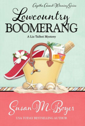 Image for LOWCOUNTRY BOOMERANG (LIZ TALBOT, NO 8)