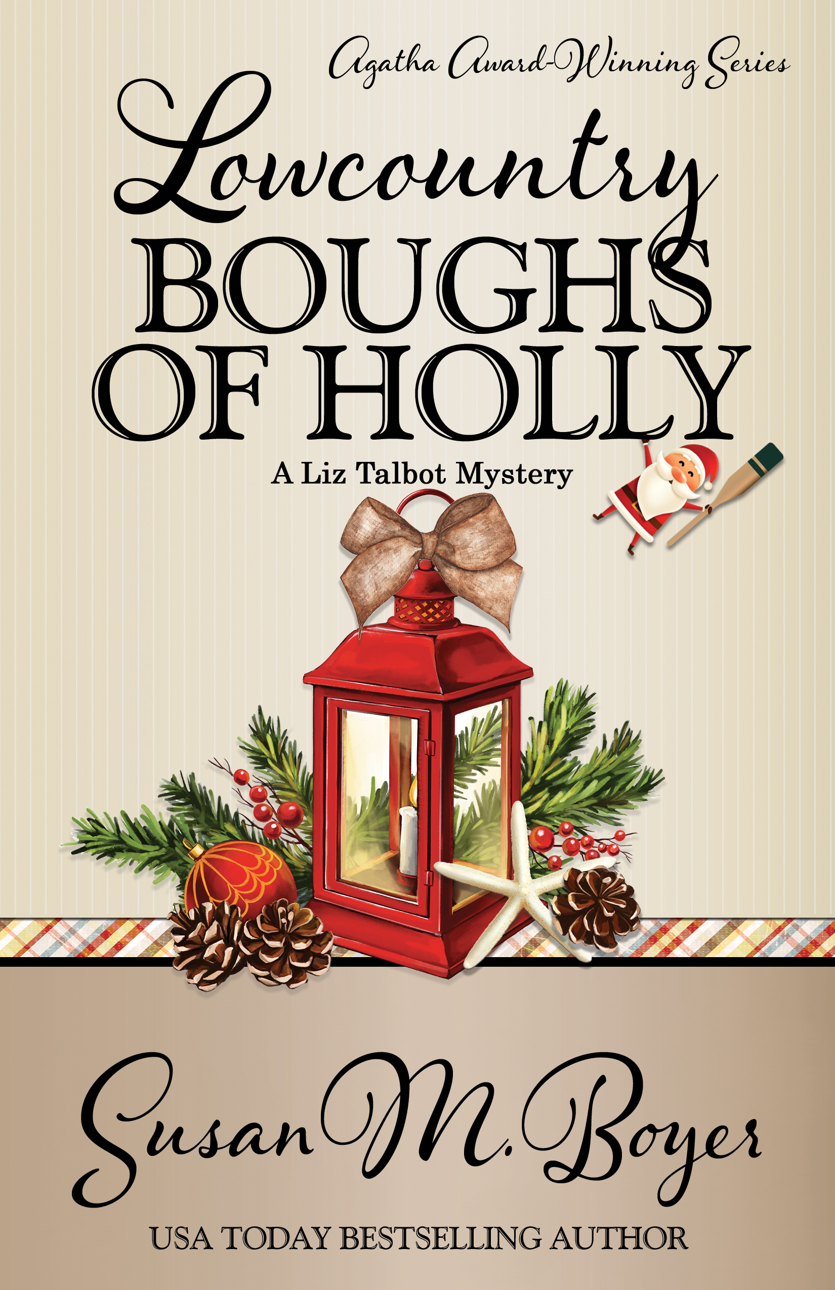 Image for LOWCOUNTRY BOUGHS OF HOLLY (LIZ TALBOT, NO 10)