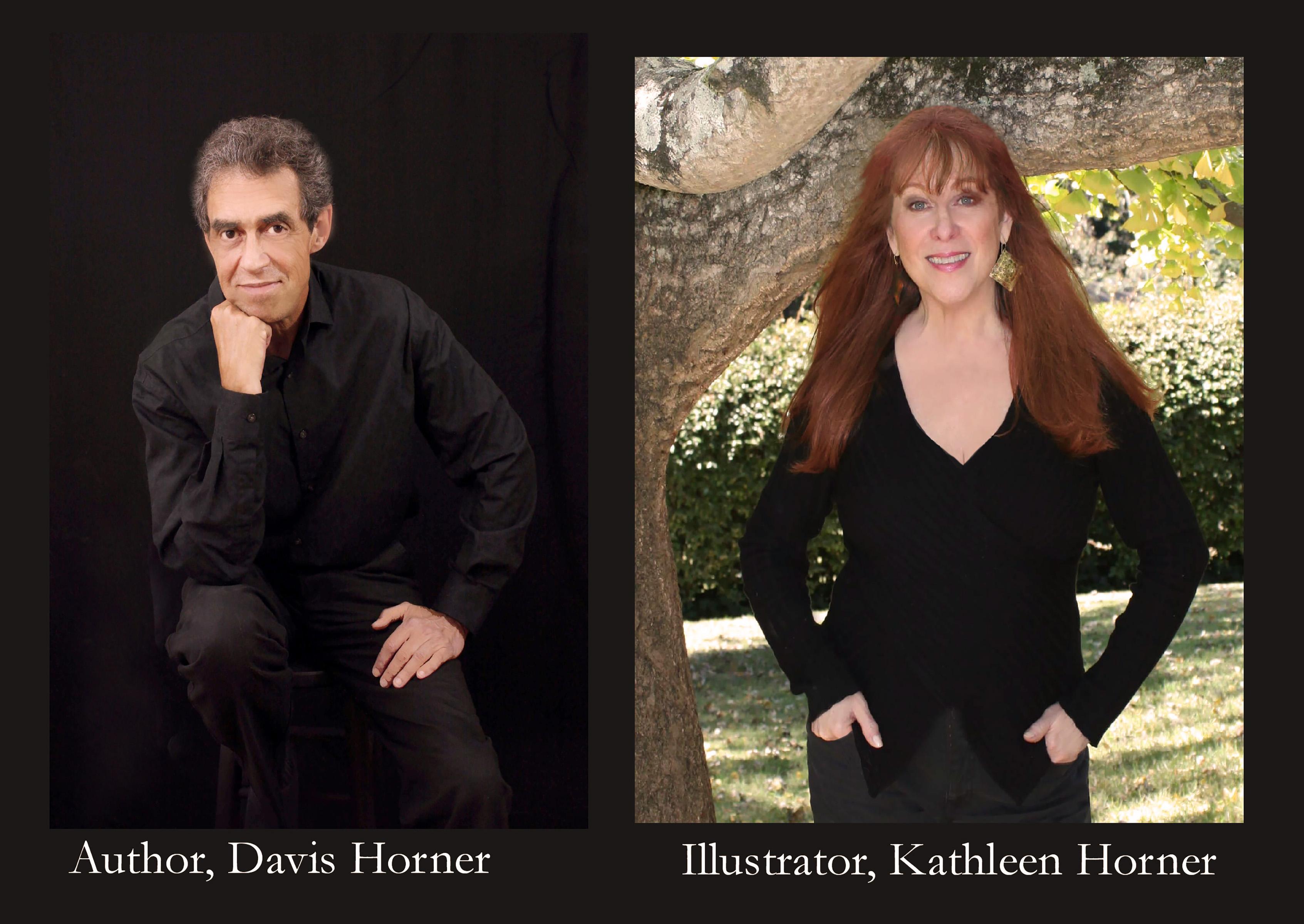 Davis and Kathleen Horner