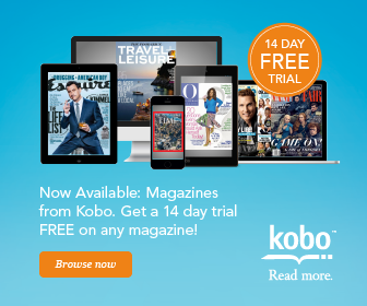 Kobo eMagazines