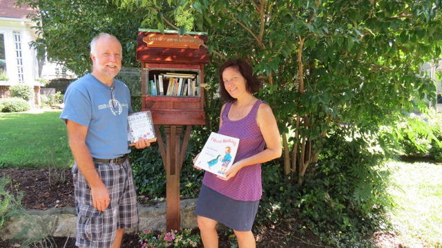Greenville Little Free Library