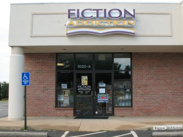 Fiction Addiction storefront