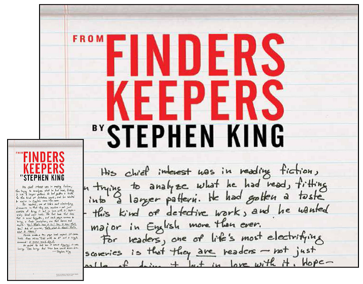the writing of stephen king essay