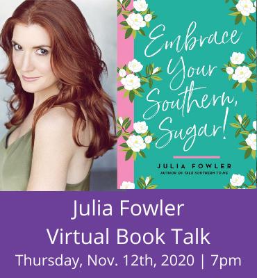 Julia Fowler Virtual Event