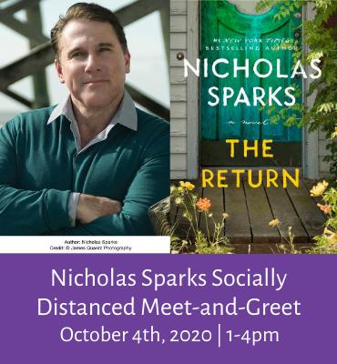 Nicholas Sparks event