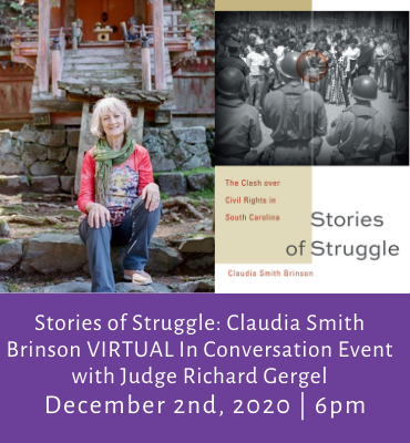 Stories of Struggle Virtual Event